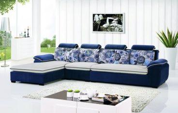 Chọn màu sắc mát mẻ cho ghế sofa đẹp vào mùa hè