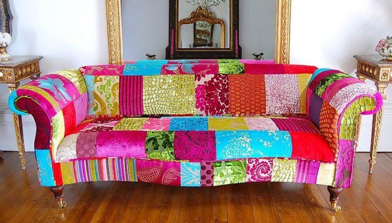 Top 5 ghế sofa nỉ đẹp sắc màu cho phòng khách tươi mới