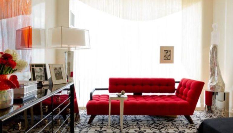 Ghế sofa phòng ngủ đẹp hiện đại