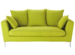 Ghế sofa văng – giải pháp cho phòng khách nhỏ hẹp