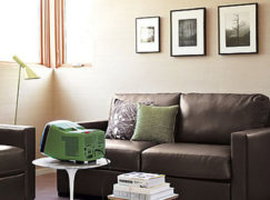 Bí quyết vệ sinh ghế sofa da bền, đẹp