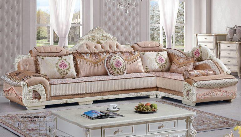 Sofa tân cổ điển nét tinh tế giữa cuộc sống bộn bề