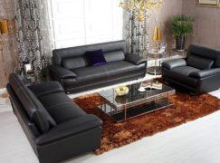 Vì sao bạn nên lựa chọn sofa da phòng khách cho gia đình