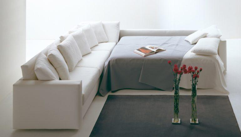 Ghế sofa kiêm giường ngủ – Giải pháp cho những không gian nhỏ
