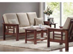 Bàn ghế sofa gỗ nên bảo quản thế nào ngày mưa ẩm?