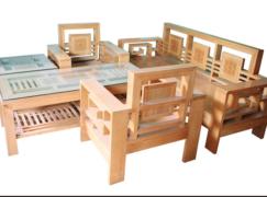 Bảo quản bàn ghế sofa gỗ đúng cách trong ngày hè
