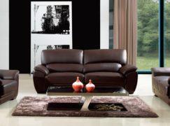 Ghế sofa da cao cấp – Lựa chọn hoàn hảo cho phòng khách của bạn