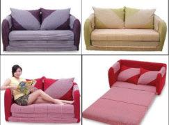 Ghế sofa giường nằm – thiết kế đa năng được yêu thích nhất hiện nay