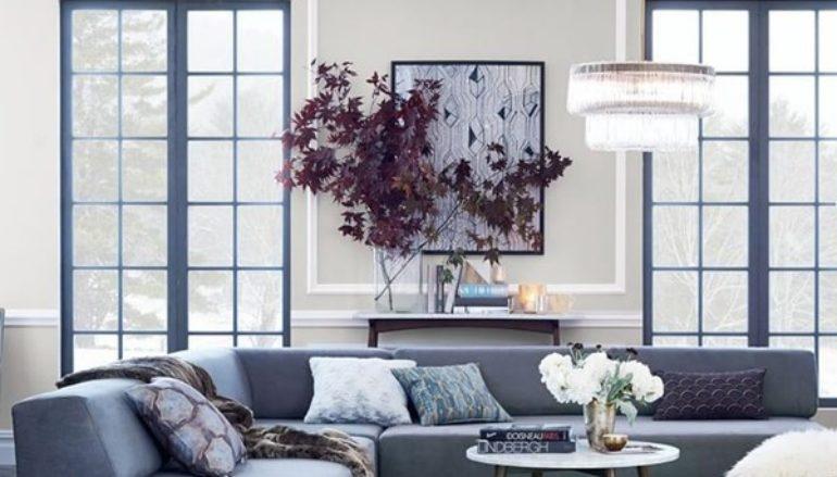 Ghế sofa hiện đại – Món đồ nội thất không thể thiếu của những phòng khách sang trọng