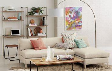 Sofa cho phòng khách nhỏ – Lựa chọn nào cho bạn?