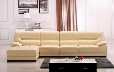 Sofa da nhập khẩu – Sự sang trọng khó cưỡng lại