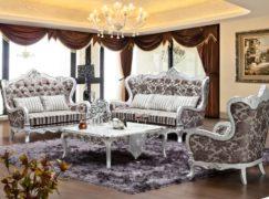Những bộ sofa phòng khách sang trọng cho ngôi nhà của bạn.