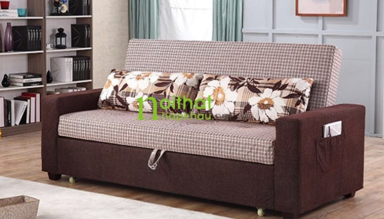 Những mẫu sofa giường đẹp phát sốt cho ngôi nhà hiện đại