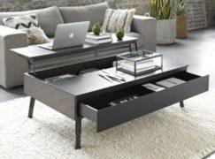 Bàn sofa đa năng – Xu hướng nội thất hiện đại