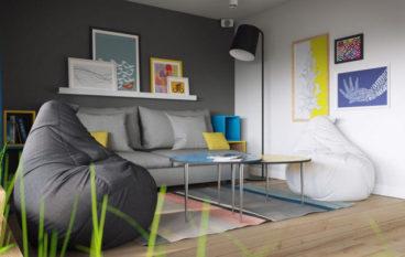 Những mẫu giường lười sofa được ưa chuộng 2017