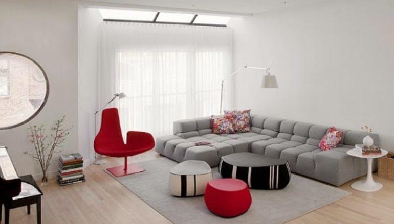 Chọn sofa giường ngủ phong thủy cho gia chủ may mắn, vượng khí