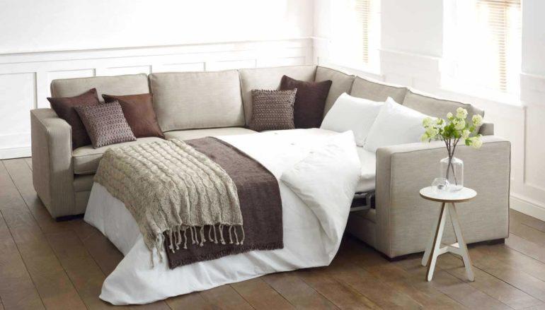 Sử dụng sofa giường cao cấp đúng cách