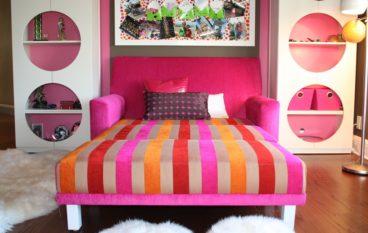 Sofa kết hợp giường ngủ thông minh cho bé