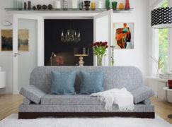 Ghế sofa giường nằm – Đa dạng phong cách cho cuộc sống đa sắc màu