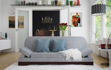 Sofa giường đa năng – Đột phá của nội thất thông minh cho căn nhà