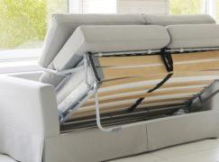 Tiết kiệm không gian cho nhà nhỏ với ghế sofa kiêm giường ngủ