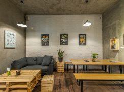 Sofa giường nội thất không thể thiếu cho quán cafe và rạp chiếu phim