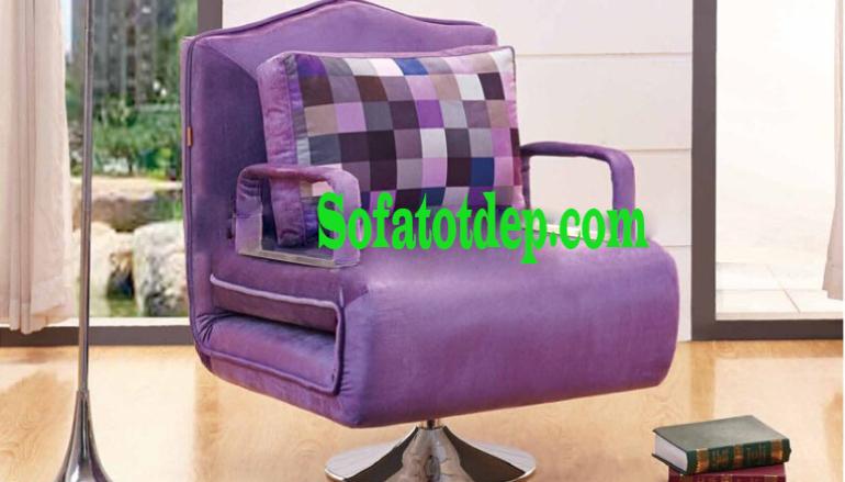 Sofa gấp thành giường giải pháp sức khỏe cho dân công sở