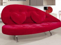 Sofa giường thông minh món quà Valentine cho các cặp đôi